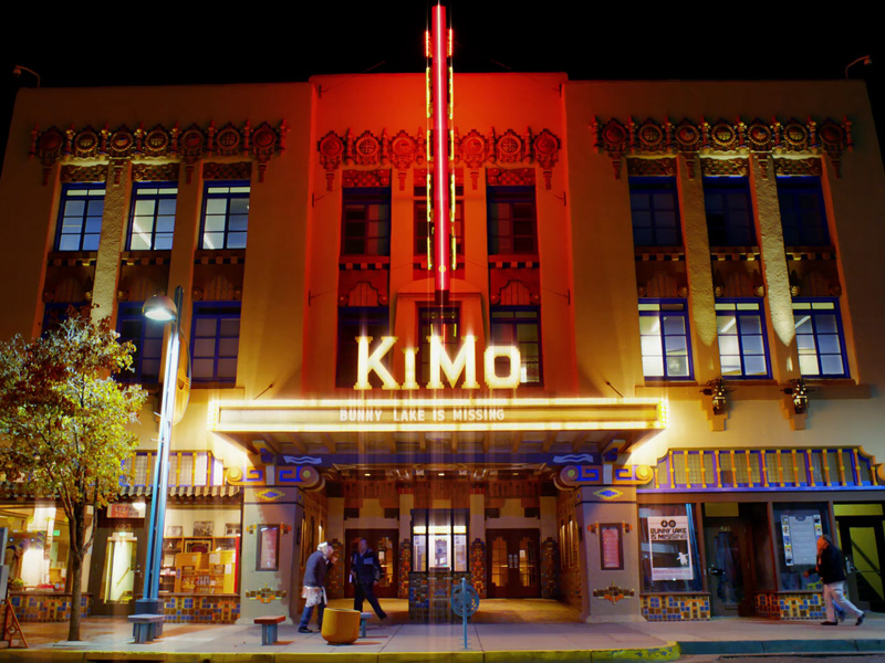 KiMo Theater Albuquerque