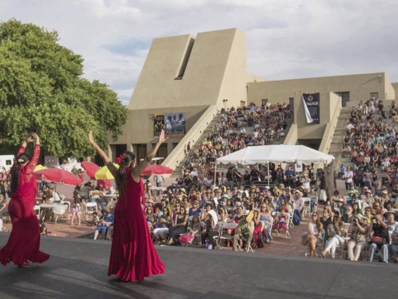 National Hispanic Cultural Center Albuquerque
