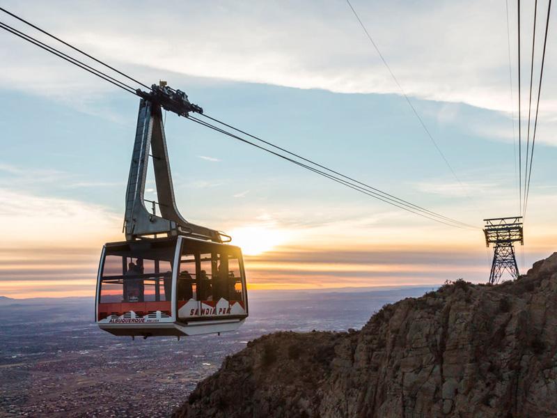 Sandia Peak Albuquerque